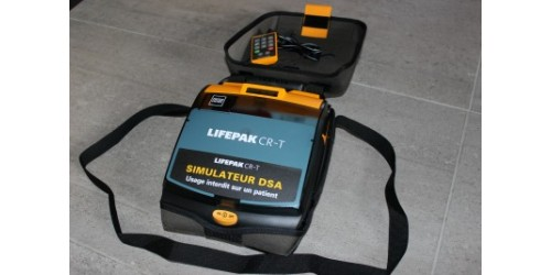 Défibrillateur d'entraînement LIFEPAK CR-T